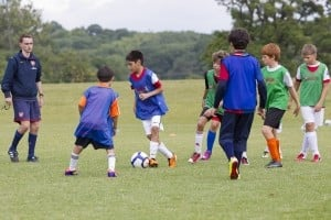 intensity soccer camps