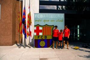Campamento fc barcelona en 2018 for Oficinas fc barcelona