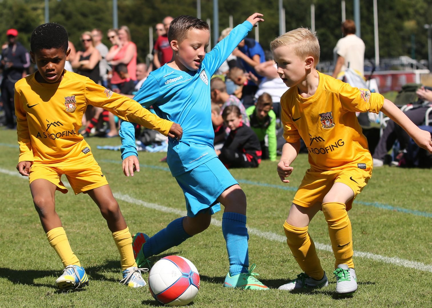 notts fri 065 1 - Football Training Camps for Teams (Barcelona)-Info & Prices