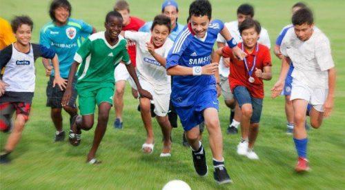 Entrainement Chelsea FC