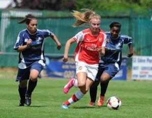 Arsenal FC avec Anglais 300x232 - Pourquoi choisir un stage de football avec des cours de langue?
