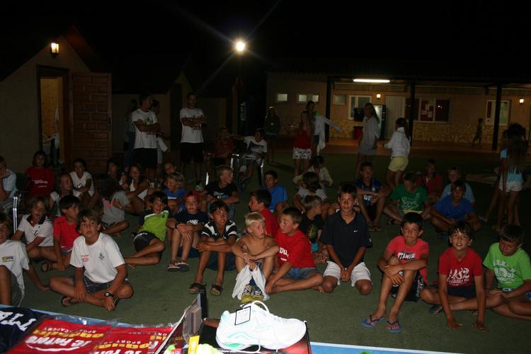 ferrero 28 - Preocupaciones de padres que mandan a sus hijos a un campamento