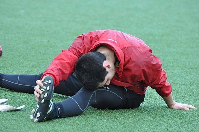 Entrainement haut niveau 8 - Campamentos de Fútbol de Invierno | Entrenamiento de Alto Rendimiento