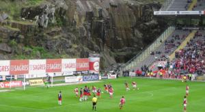 Estadio Municipal de Braga Ertheo