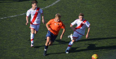 Academia de fútbol anual Barcelona