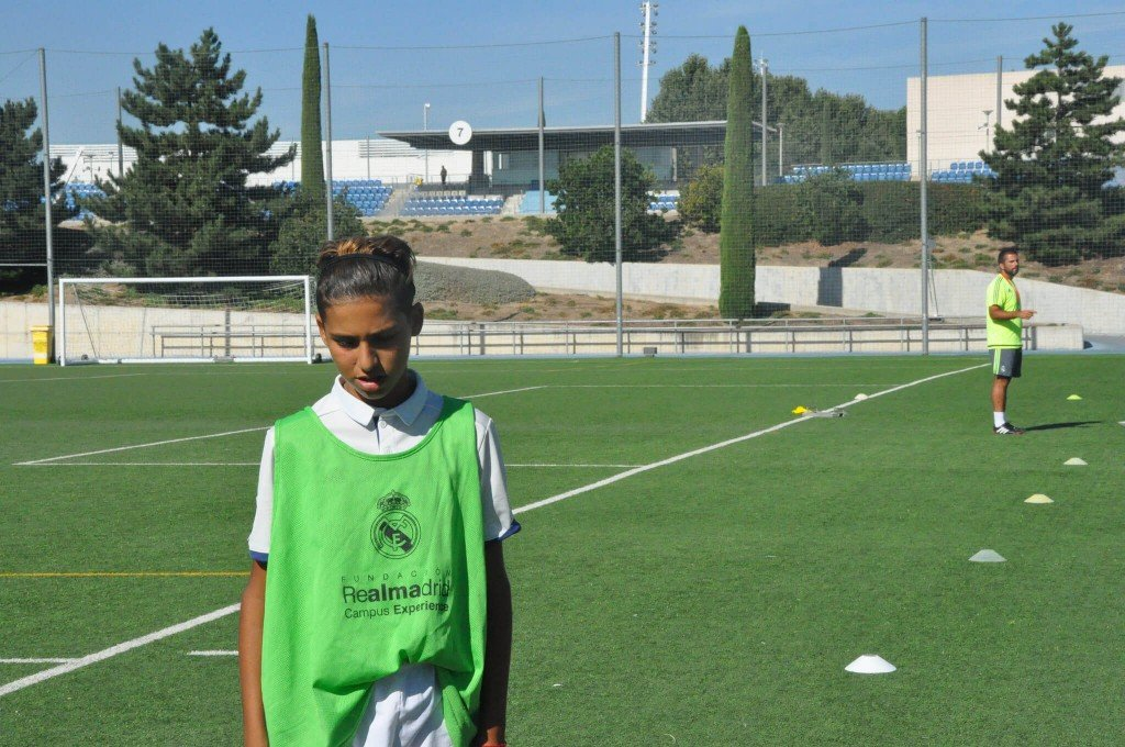 Entraînement Real Madrid 2 1024x680 - How to become a professional soccer player | Ertheo Sports Programs