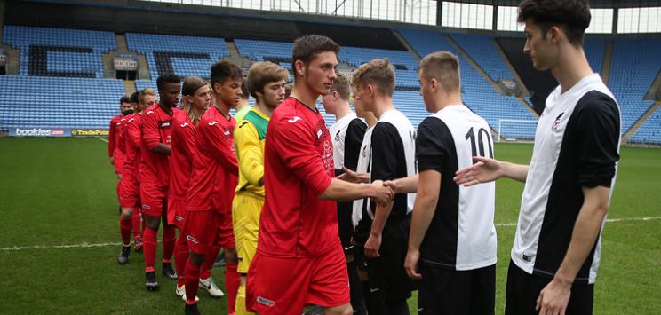 academia de fútbol 2017 en Inglaterra