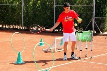 Juan carlos ferrero summer camps in spain training 340x226 -