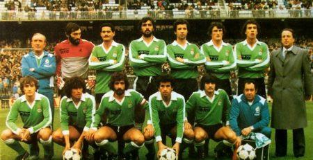 equipaciones de fútbol antiguas Racing de Santander