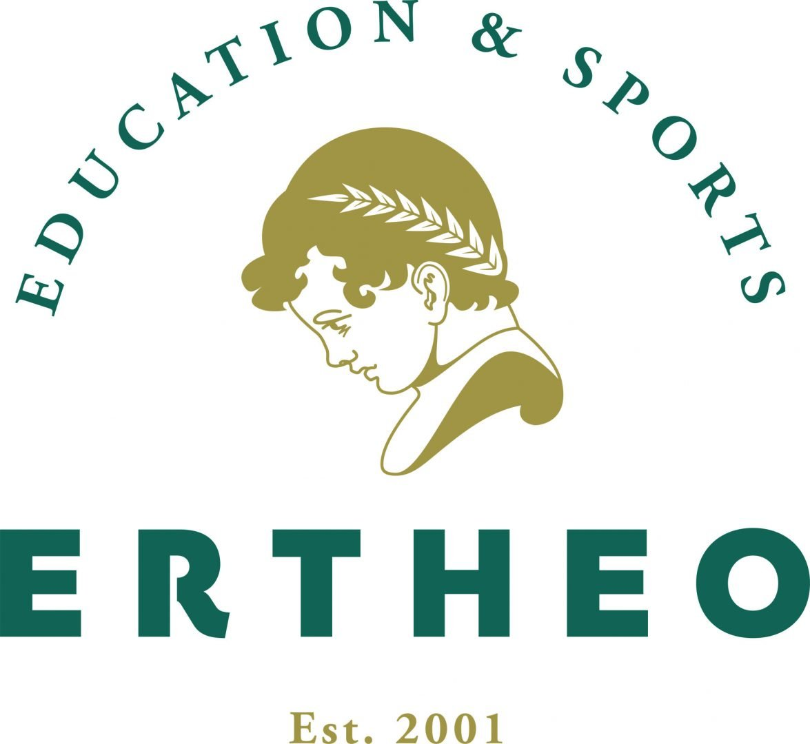 logo ertheo curvo education sport - Where does our name Ertheo come from?