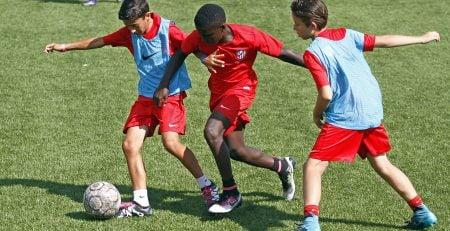 campamentos deportivos para jóvenes