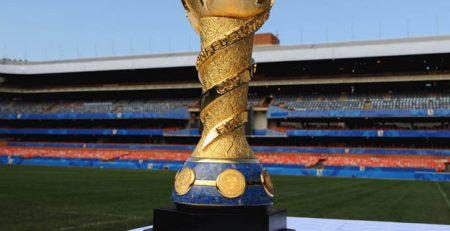 trofeo Copa Confederaciones 2017