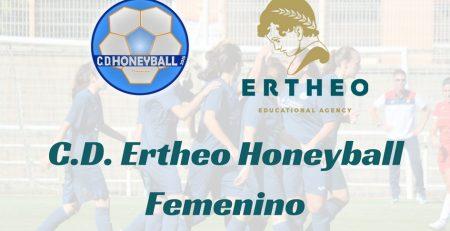 ertheo honeyball femenino