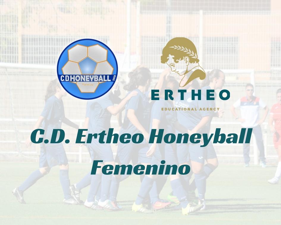 C.D. Ertheo Honeyball Femenino - Le nouveau C.D. Ertheo Honeyball féminin fera parler de lui dans le football andalou