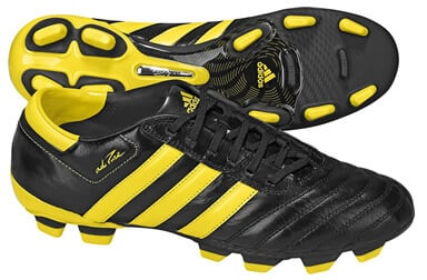 Tipos de botas de fútbol fg