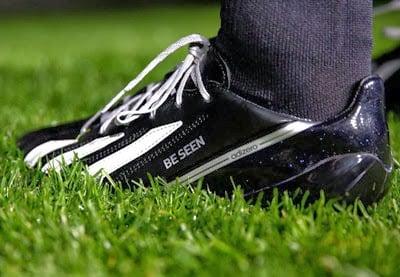 tipos de botas de fútbol