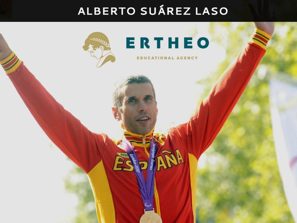 Alberto Suárez Laso atletismo paralímpico
