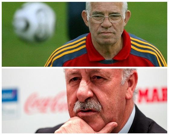 coaches of Spain National Football Team - Spain National Football Team Best XI