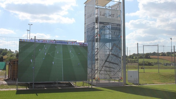 football training drills Nagelsmann
