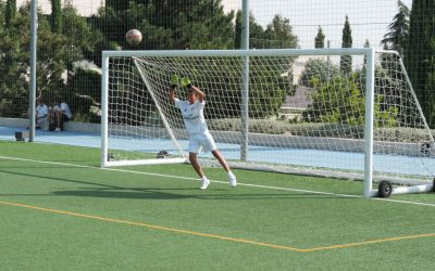 goleiro 2 - Programas de treinamento para goleiros 2020