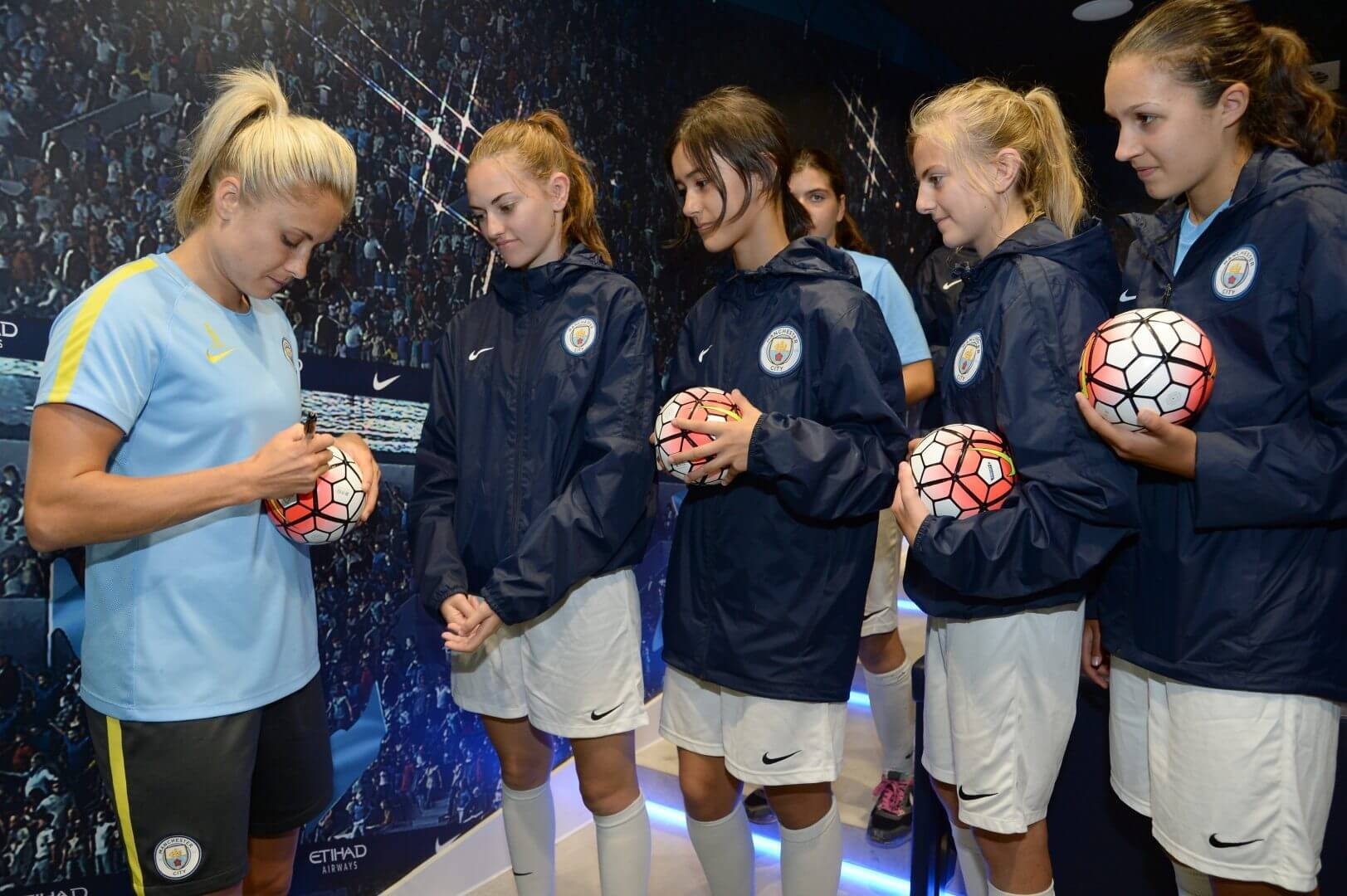 CFLS Secondary Image 18 - Manchester City Camp - Highest Rated Program | Ertheo Education & Sport