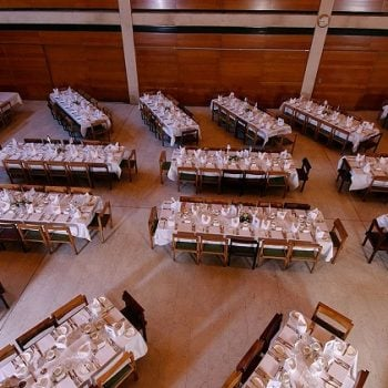 Dining room of the residence of the leadership camp in Cambridge 350x350 - Leadership camp at university of Cambridge, Yale or ST. Andrews