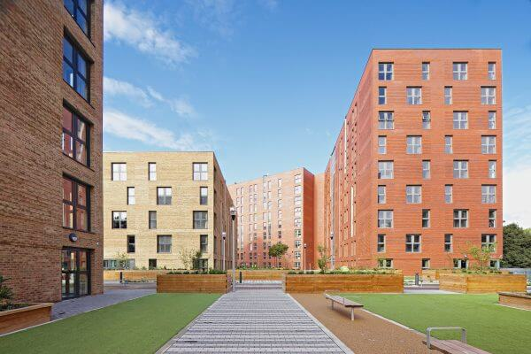 Outdoor view of residences 2 PPQ 600x400 - Manchester City Camp - Highest Rated Program | Ertheo Education & Sport