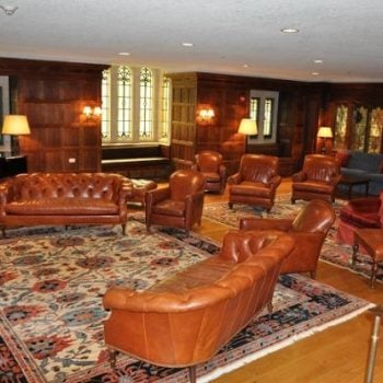 main hall of the leadership camp residence at Yale University 350x350 - Leadership camp at university of Cambridge, Yale or ST. Andrews