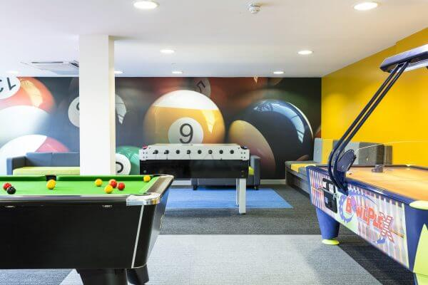 snooker Area PPQ 600x400 - Manchester City Camp - Highest Rated Program | Ertheo Education & Sport