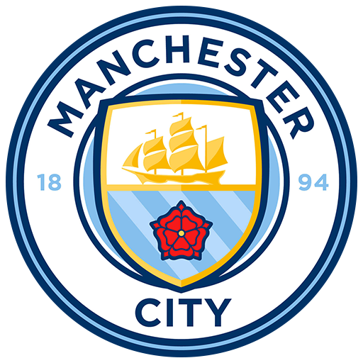 Manchester City logo - Football Trials for European Soccer | Ertheo Sports and Education