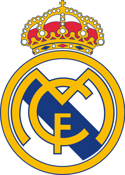 Real madrid logo - Football Trials for European Soccer | Ertheo Sports and Education