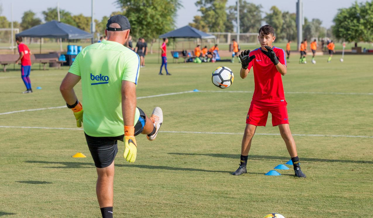 Training boarding school soccer academy fc barcelona arizona - Boarding School Soccer Academies