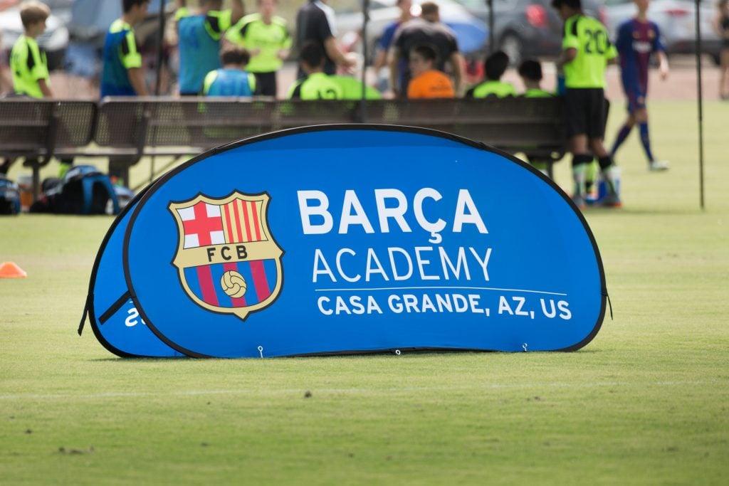 FC Barcelona Academy Sept 2nd Tier 2 21 1024x683 - Acampamentos de futebol de alto rendimento 2021