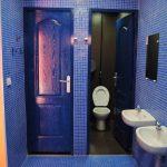 Barcelona winter soccer camp bathroom - Camp calcio nel periodo pasquale nell'accademia di Barcellona / ERTHEO