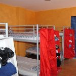 Barcelona winter soccer camp bedroom - Camp calcio nel periodo pasquale nell'accademia di Barcellona / ERTHEO