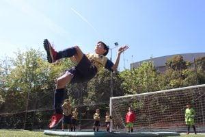 IMG 8734 300x200 - Camp calcio nel periodo pasquale nell'accademia di Barcellona / ERTHEO