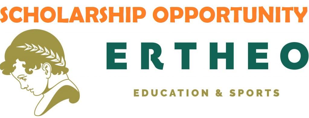 Scholarship opporutnity - Ertheo Sports Scholarship (Ertheo Scholar Athlete Scholarship)