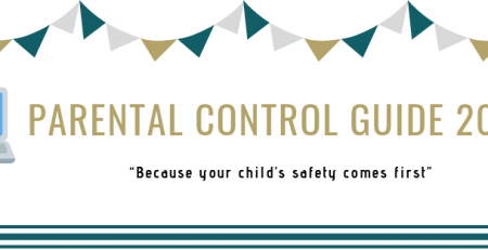 Protect your children from online dangers with parental control.