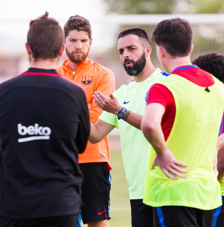 Imagen12 1 - Stage de noël académie de football de haut niveau du FC Barcelone en Arizona (USA)