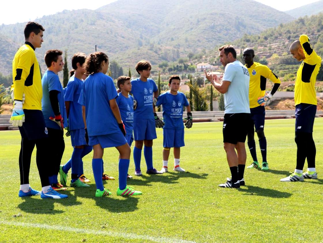 Imagen8 1 1 - Stage de noël académie de football de haut niveau du FC Porto à Valence
