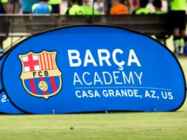 Imagen8 - Campamento de Navidad de fútbol de alto rendimiento del FC Barcelona en Arizona (EEUU)