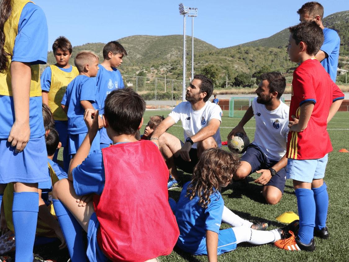 Imagen9 1 1 - Stage de noël académie de football de haut niveau du FC Porto à Valence