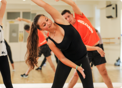 International summer camps Dance camp in the UK Dance lessons - 8 Ways Young Athletes Can Stay Healthy While at Home