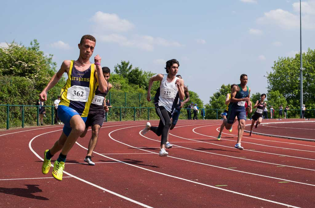 outdoor track field running europe high 787832 pxhere.com  - Strength Training for Youth Athletics