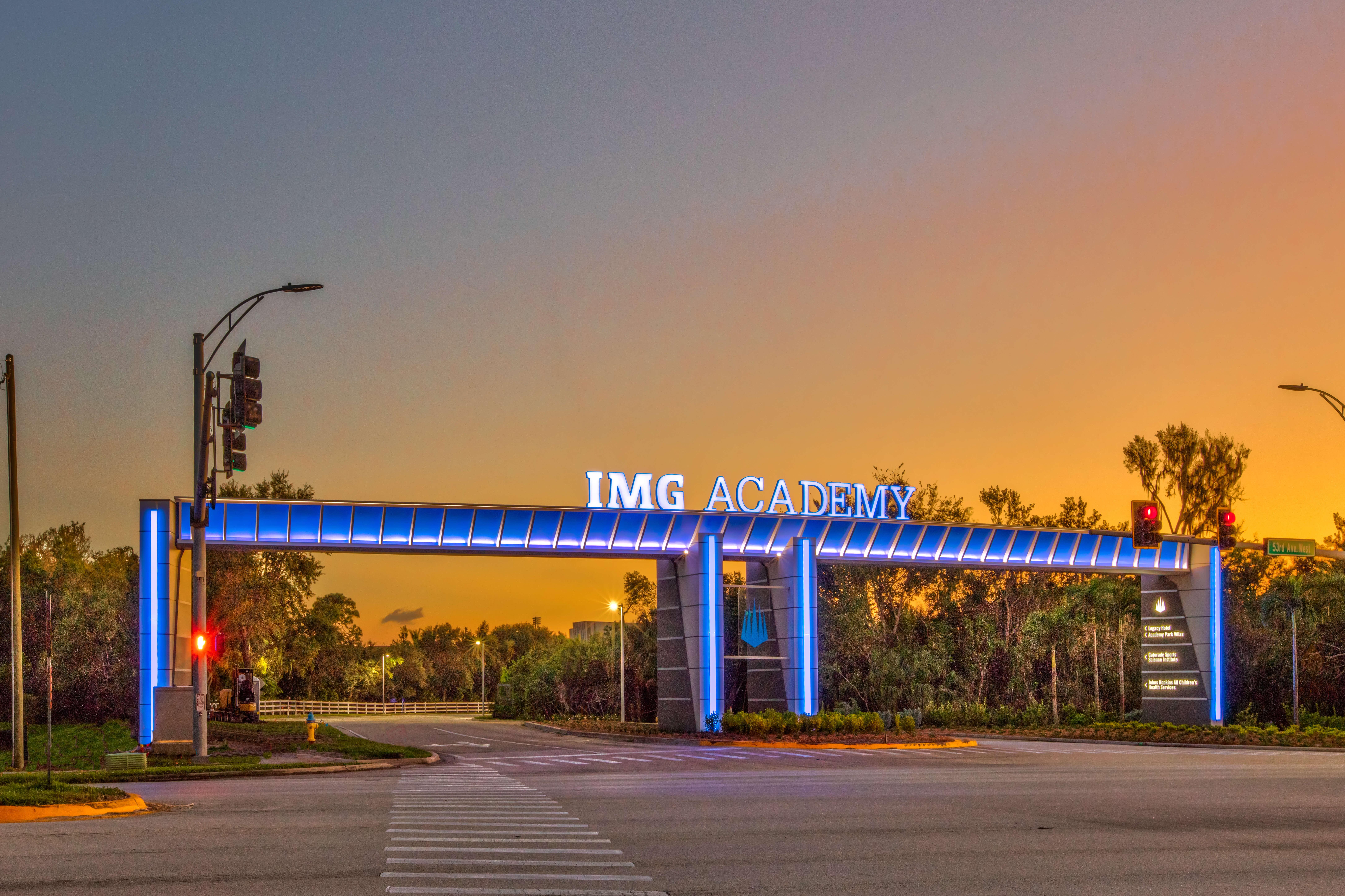 IMG Tennis summer camp in Florida USA [Campus 2020]