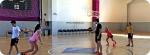 Training at Campamento de Baloncesto en Andorra