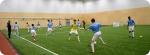 Atividades recreativas no Acampamento de Futebol do Manchester City