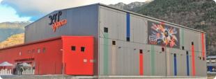 BMX-Camp in Andorra logo