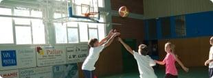 Campamento de Baloncesto en Andorra logo