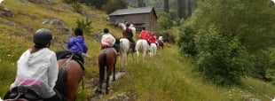 Campamento Hípica en Andorra logo